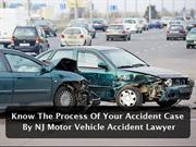 Know The Process Of Your Accident Case By NJ Motor Vehicle Accident La
