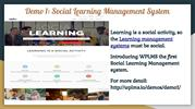 Demos of WPLMS for Online Education