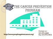 Help Fight War on Cancer - Donate Today!!