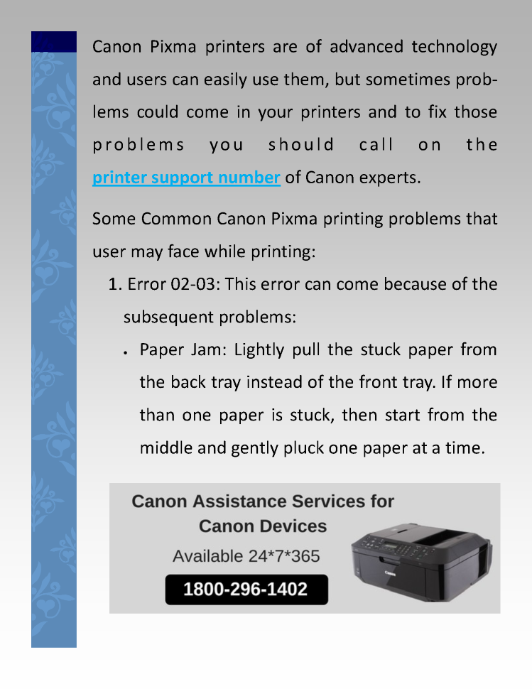 Expert Canon Pixma Help Tips for Common Pixma Printing