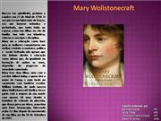 Mary Wollstonecraft 11E.ppt