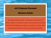 Jeff Chapman Eisnaugle-Business Broker