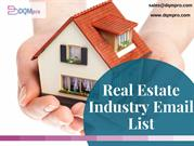 Real Estate Industry Email List | Real Estate Mailing Database