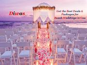 Get the Best Deals and Packages for Beach Weddings in Goa - Diwas