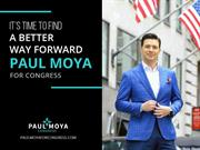 Paul Moya for Congress - It's Time for a Change