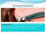 Solicitors Galway - Tormeys Solicitors