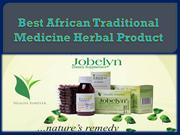 Best African Traditional Medicine Herbal Product