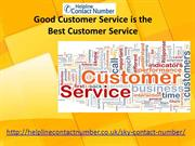 Good Customer Service is the Best Customer Service