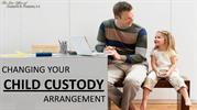 Why Should You Request A Child Custody Modification?