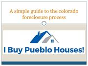 A simple guide to the colorado foreclosure process