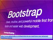 Learn More About Bootstrap 3