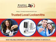 Brooklyn Locksmith 24/7 - Emergency Locksmith Services