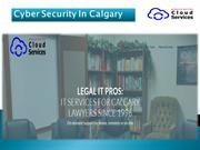 Cyber Security In Calgary