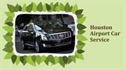 Houston Airport Car Limo Service, Airport Limousine, Airport Shuttle S