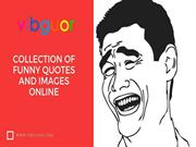 Collection of Funny Images and Quotes