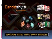 Singapore Based Photo Booth Services