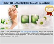 Beauty Salon and Spa in Boca Raton