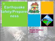 earthquake safety powerpoint