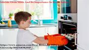 Silicone Oven Mitts And Its Importance In Home Safety