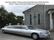Limos Ireland Limos Dublin Party Bus Dublin