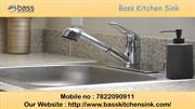 Steel Kitchen Sink top Sink manufacture Company.