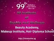 Beauty Academy in Ludhiana – 99 Institute – Beauty Academy and Salon