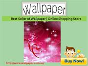 Latest Designer Wallpaper, Wall Decals, Wall Stickers Online.