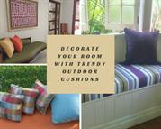 Decorate your Room with Trendy Outdoor Cushions