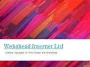 Dominant Web Designing Company Offering You Web Services