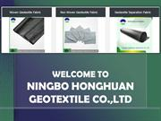 Shop for Non Woven Geotextile Fabric at Ningbo Honghuan Geotextile Co.
