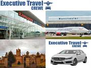 Best Taxi Services Manchester Airport - Crewe Taxi