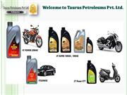 Industrial lubricants manufacturers in India