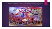 Production companies in Los Angeles