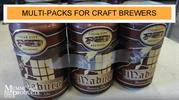 Photodegradable Multi-Packs For Craft Brewers