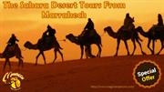 The Sahara Desert Tours From Marrakech