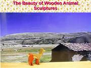 The Beauty of Wooden Animal Sculptures