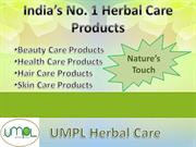 Buy Natural Herbal Care Products Online – UMPL Herbal Care