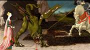 Art in Detail_Famous Dragons Paintings