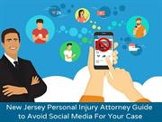 Personal Injury Attorney Guide to Avoid Social Media For Your Case