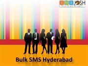 Bulk SMS Hyderabad, Best Bulk SMS  service providers in  Hyderabad