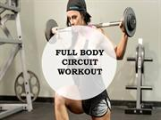 Circuit of change- full body workout