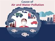 Cause Of Air And Water Pollution