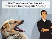 Win Your Case on Dog Bite with Your New Jersey Dog Bite Attorney
