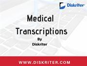 leading USA Healthcare Solutions Industry- Medical Transcription