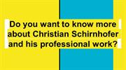 Christian Schirnhofer is an experienced financial and accounting head