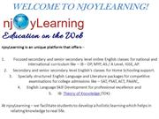 Consulting Advisory Services - njoylearning
