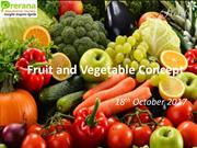 Fruit and Vegetable Concept by Tots and Nursery   Prerana Educat