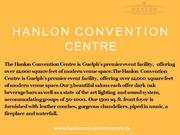 Hanlon convention - Convention centre in Canada