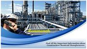 Find All the Important Information about Construction Chemicals Manufa