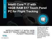 Intel-Core-i7-With-16GB-RAM-S17-Touch-Panel-PC-For-Flight-Tracking